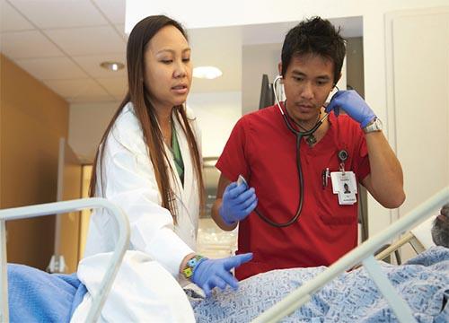 UNLV Med School Students